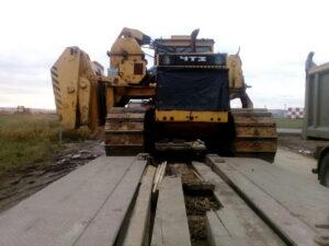 Доставка ЧТЗ трактора в Москве