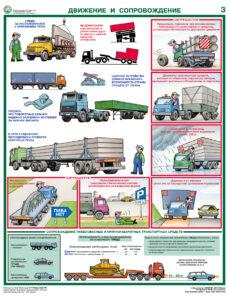 Сопровождение негабаритных грузов